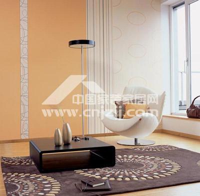 居不再寂寞.>Esprit地毯-花色地毯 让居室满地春色图片